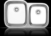 Sienna Arrone™ - Double Bowl Undermount Sink