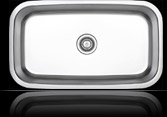 Sienna Lucia™ - Single Bowl Undermount Sink